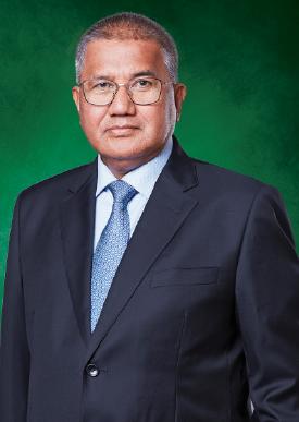 Tan Sri Dato' Sri Mohamad Fuzi Bin Harun