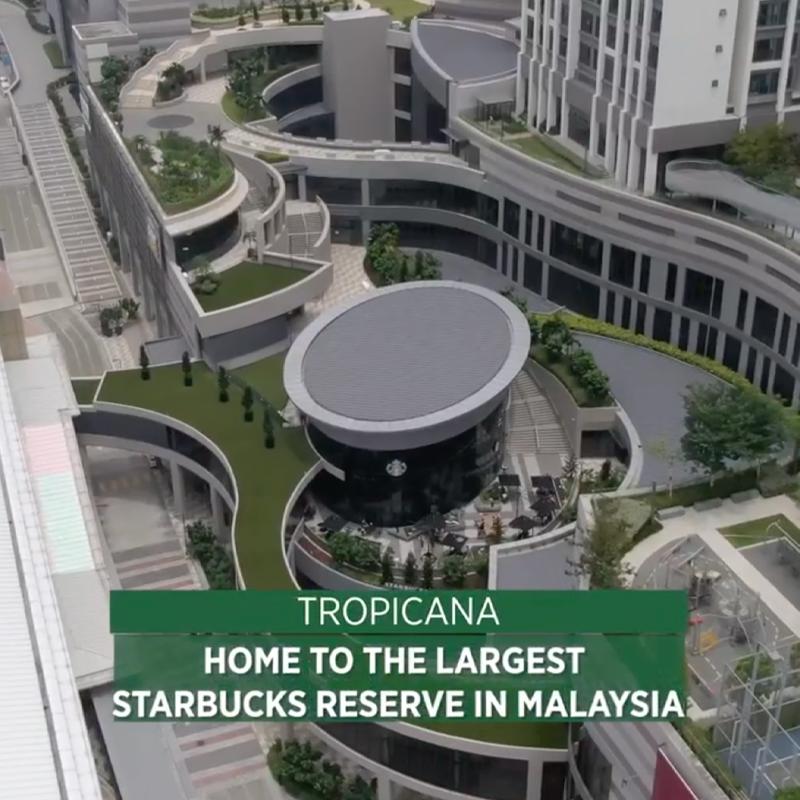 TGM x Starbucks Reserve Media Tour